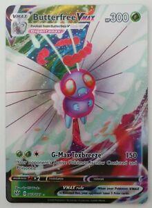 Pokemon Butterfree Vmax 002/189 Darkness Ablaze Near Mint