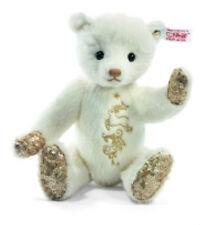 "Steiff ""Lumia"" Teddy Bear Ean 035272-Embroidered W/ Gold Thread & Golden Sequins"