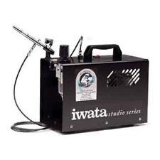 COMPRESSORE SILENZIOSO PER AEROGRAFO IWATA IS-925 POWER JET LITE X AEROGRAFIA