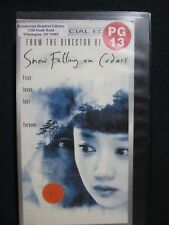 Snow Falling on Cedars (Special Edition) [VHS] [VHS Tape] [2000]