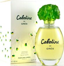 Cabotine De Gres by Parfums Women 3.4 oz / 100 ml EDT Perfume Spray NEW IN BOX