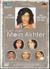 WAH WAH MOIN AKHTER - NEW PAKISTANI COMEDY STAGE DRAMA DVD - FRE