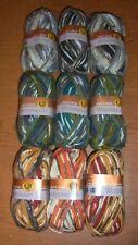 Lot of 3 Skeins lion Brand Woolspun Multis Yarn, 3 oz, 108yds, You Choose Color