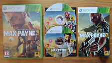 max payne 3  Xbox 360 / Fr intégral . complet