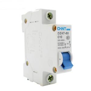 Miniature Circuit Breaker Micro Circuit Breaker DZ47-60 1P C10 10A