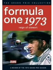 F1 Review 1973 Reign of Stewart [New DVD]