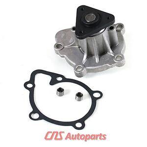 Engine Water Pump 06-12 Fits Hyundai Tucson / Kia Forte Optima 2.0L 2.4L DOHC