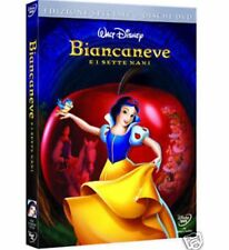 DISNEY DVD Biancaneve (2 dvd) - con slipcover