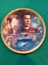 Star Trek Hamilton Collection The Movies The Voyage Home Iv Collectors Plate