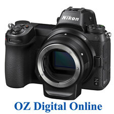 New Nikon Z6 Mirrorless Digital Camera with FTZ Mount Adapter Kit 1 Year Au Wty