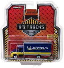 1:64 GreenLight *HD TRUCKS 12* MICHELIN INTERNATIONAL DURASTAR Delivery Truck