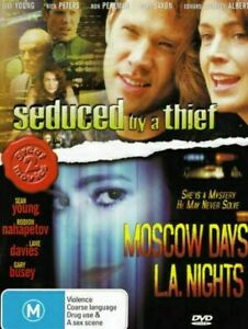 Moscow Days L.A. Nights DVD + Seduced By A Thief - 2 Movies