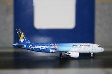 """Aeroclassics 1:400 Ansett Airbus A320-200 VH-HYB """"Sydney Olympics"""" (ACVHHYB)"""