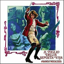 Franco Micalizzi: Figlio Della Sepolta Viva, Il (New/Sealed CD)