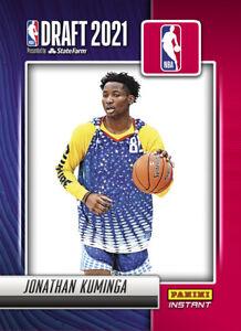 2021-22 Panini Instant NBA Draft Night Jonathan Kuminga PRESALE
