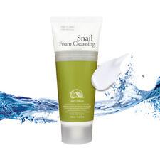 3W Clinic Snail Soft Foam Cleanser Natural Foam Facial Anti Sebum Wash 100ml