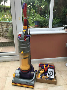 Dyson De Stijl DC04 multi-coloured upright cleaner for repair or spare
