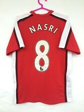 12fa97bb8e18 ARSENAL LONDON 2008 2009 NIKE HOME FOOTBALL SOCCER SHIRT JERSEY   8 NASRI