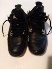 Boys air jordan retro 4 oreo gym shoes size 5 ok condition 5e645ec15