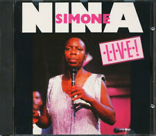Nina Simone - Live CD **BRAND NEW/STILL SEALED**