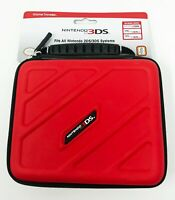 Nintendo Game Traveler Case Red 3DS205 2DS/3DS R.D.S. Industries Inc. New