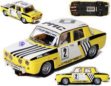 SCX - Renault 8 TS N°2 Rallye de Talavera 1975 (A10069) - NEW / RARE