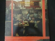 "Tom Waits ""Nighthawks At The Diner"" Original 2xLP. 1st pressing (7E-2008) RARE !"