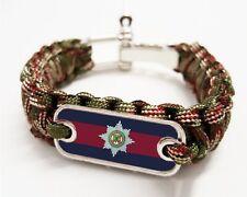 The Irish Guards Paracord rope Bracelet