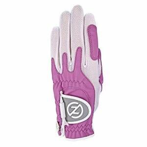 Zero Friction Performance Women's Golf Glove LH Lavender/ Purple