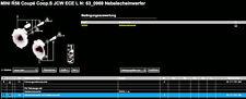 Orig MINI Teil für R56 - R59 Nebelscheinwerfer mit Positionsleuchte 63172751295
