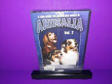Animalia- Crazy Canines Volume 2 DVD Brand New B477