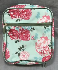 Pottery Barn Teen Gear Up Lunch Box Bag Monogram ESK
