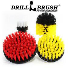 Drill brush Scrub Brush Drill Attachment Kit - Drill Powered Brush by Drillbrush
