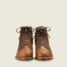 RED WING BLACKSMITH 10 D 6-INCH BOOT COPPER ROUGH&TOUGH LEATHER 3343 MADE IN USA