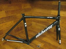ALCHEMY ATLAS FULL CARBON ROAD BIKE FRAME SET UNCUT ENVE FULL CARBON FORK 54 CM