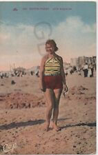 CPA magnifique baigneuse rousse - BATH GIRL - sixties sixty - Pin-Up