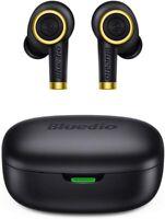 Wireless Earbuds Bluetooth Earphones TWS in-ear Stereo Sound Headphones 24 hrs