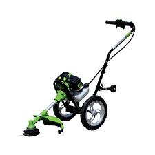 Desbrozadora movil ZIPPER ZI-MOS125 cortadora de hierba con ruedas jardin campo