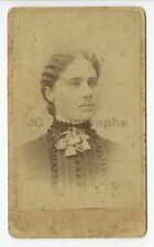 19th Century Fashion - 19th Century Carte-de-visite Photograph - Peru, NE