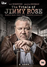 DVD:THE TRIALS OF JIMMY ROSE - NEW Region 2 UK