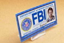 Supernatural prop costume cosplay - Castiel FBI ID Card