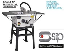 "SIP 01930 10"" Table Saw Genuine SIP from Official Distributor"