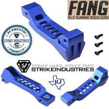 Strike Industries FANG Billet Aluminum Trigger Guard Skeletonized BLUE 223/308