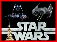 Star Wars model kits by Fine Molds & Bandai & Revell, 1:72 1:12 and 1:144 scale