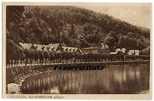 alte Ak 1931 Giesshübl Sauerbrunn an der Eger