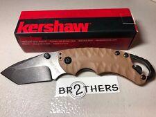 Kershaw Shuffle Ii Tan Multifunction Folding Pocket Knife (8750Ttanbw), 2.6 in.