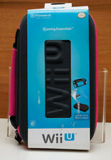 Power A Wii U Gaming Essentials - Soft Shell Zipper Case, Silicon Sleeve & More