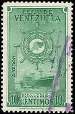 Scott # C257 - 1948 - ' M.S. Republica de Venezuela '