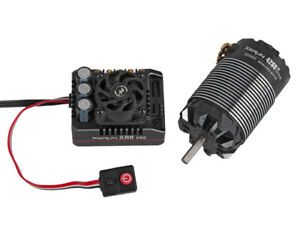 Hobbywing Xerun XR8 Pro G2 Combo With 4268-2200kV Motor For 1:8 Buggy Vehicles