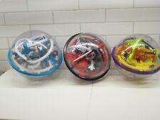 Lot PERPLEXUS,Sharper Image maze Puzzle balls Eye Hand Coordination Game Toys